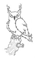 Owl design by joekey