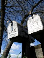 mail boxes by agis261