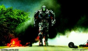 Transformers 4: Age Of Extinction - Lockdown by ilhatria007