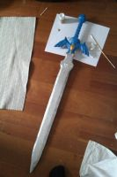 Master Sword by MysteriousHat