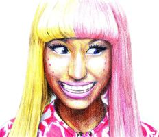 Nicki Minaj by Fandias