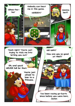 Princess Mario - Page Twenty by FieryJinx