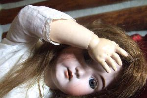 Doll Posing 3 by fallen-again-stock