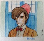 Day 11: Eleven by saber-kite