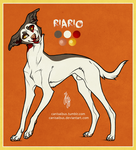 Riario by CanisAlbus