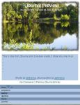 Lake Bedford Journal Skin by JeffrettaLyn