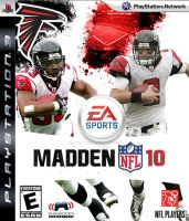 Madden 10 Falcons by MattBizzle2k10