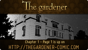 The gardener - CH01P01 by Marc-G