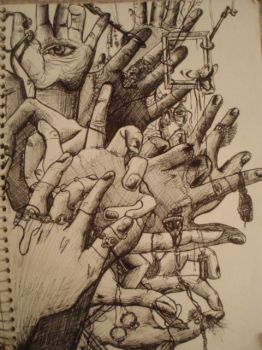 The Hands Are Speaking by FioreSucro