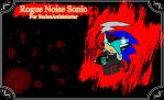 Rogue Sonic for SeriesArtistst by blackzero04
