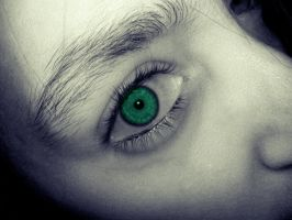 My eye... by Lupita8
