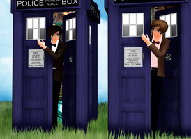 .:Oops:11th Doctor DL:. by AskTheDoctorxFemEng