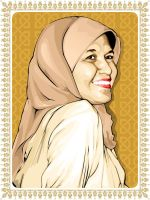 My Mom by balung