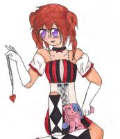 Heartless Doll by momo9595