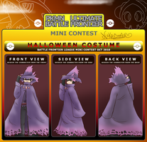 UBF Halloween Mini Contest by TheNekoStar