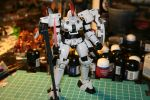 Tallgeese 1.100 by UnseenInquisitor