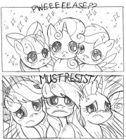 CMC Short Comic Commission by YamPuff