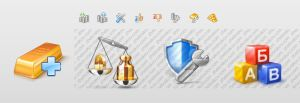 Bitmap icons 5 by Andy3ds
