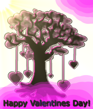 HAPPY VALENTINES DAY by Aaron-The-Hybrid