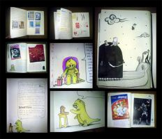Journal overview.. by Madmenu