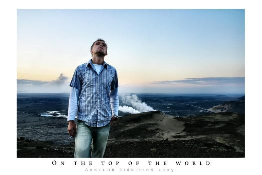 On The Top Of The World by tuborg