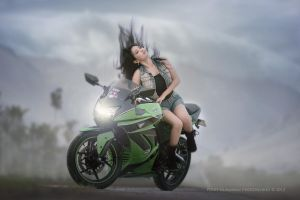 Let's Ride by perigunawan