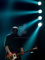 The Guitarist............again by comebeing