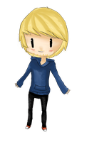 Chibi pewds~ by flashsteps