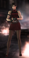 RE:DSC - Ada Wong by ViCt0RXD