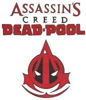 Deadpool Assassins Creed by ThomasMCT