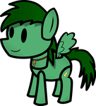 Paper Grass Marks by FinePrint-MLP