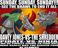 Brawl to end it all P.V.N. by ShoNuff44