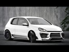 golf VI gtd by EDLdesign