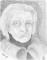 Mad-eye Moody by Dinahleit