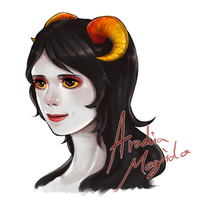 Aradia by Sonny-Y
