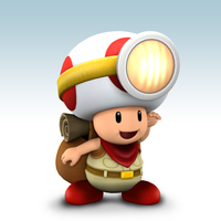 Smashified: Captain Toad FINAL by Mach-7