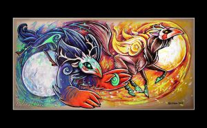 Celestial Chase by Kat-Nicholson