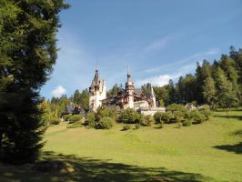 Peles Castle . Romania by costinlive