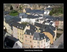 Luxembourg, Luxembourg by samtihen
