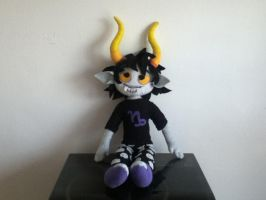 Gamzee plush by Embryno