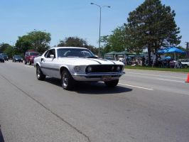 1969 Mustang 302 by DetroitDemigod