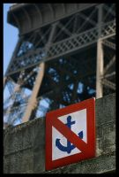 Eiffel Anchor by a-t-o-m-i-c