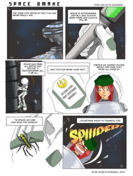 Space Omake 1 by swordskill