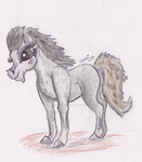 A Humble Horse Scetch by Chickfila-Chick