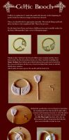 Tutorial - Celtic brooch by Boudicca-Keltoi