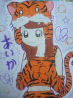 Tiger Aika by kawaii-beam