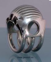 Gandolfi Sterling Silver Ring by gandolfi