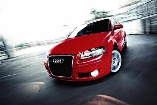 audi a3 rig by theprodiqy