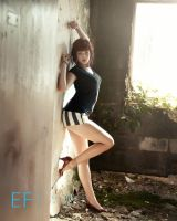 Light and Legs by EFPhoto