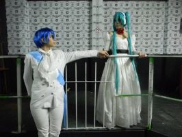 Cendrillon Cosplay - Kaito and Miku 32 by Yuko-NekoTsundere